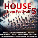 Various Artists House From Festivals 5